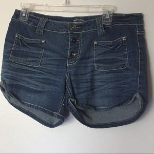 Mossimo Supply Co size 11 Jean shorts